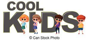 Cool kids Vectors, Vector Clipart & EPS images.