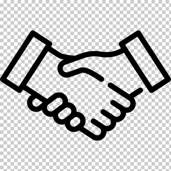 Handshake Computer Icons , cooperation handshake PNG clipart.