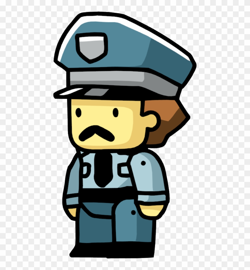 Cop Clipart Transparent.