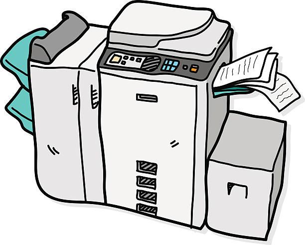 Copy Machine » Clipart Station.