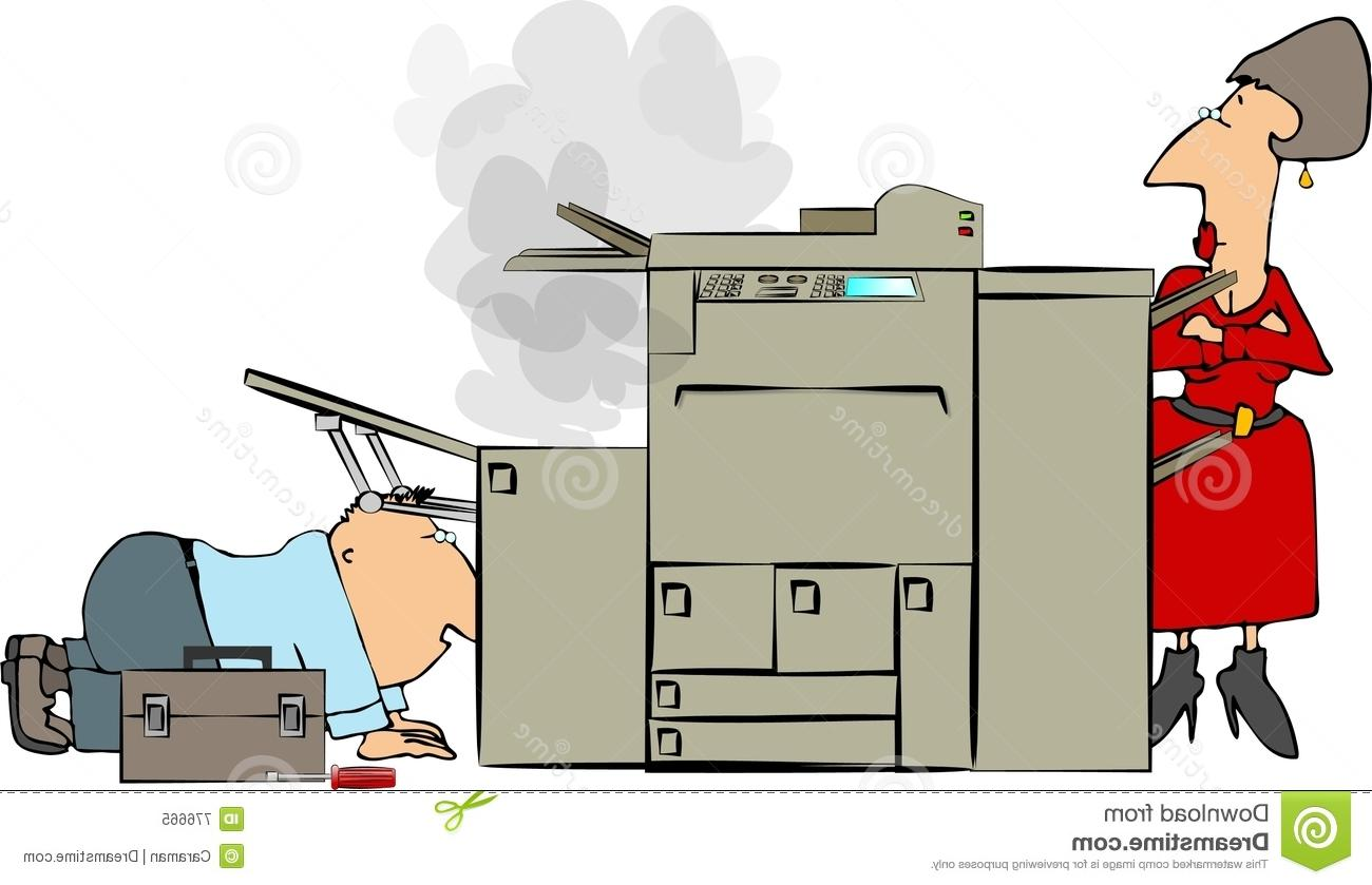 Unique Copy Machine Clip Art Library » Free Vector Art.