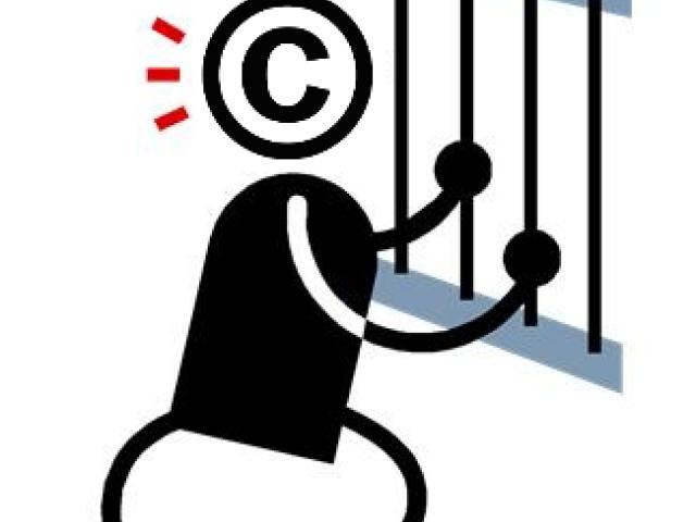 Criminal clipart copyright infringement, Criminal copyright.