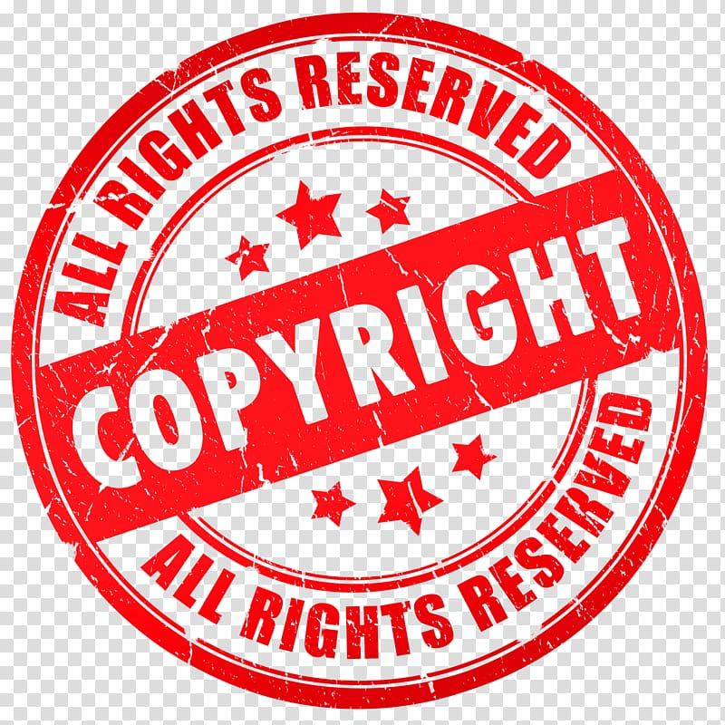 Copyright logo, Copyright Act of 1976 Copyright law of the.