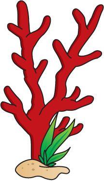 coral clip art.
