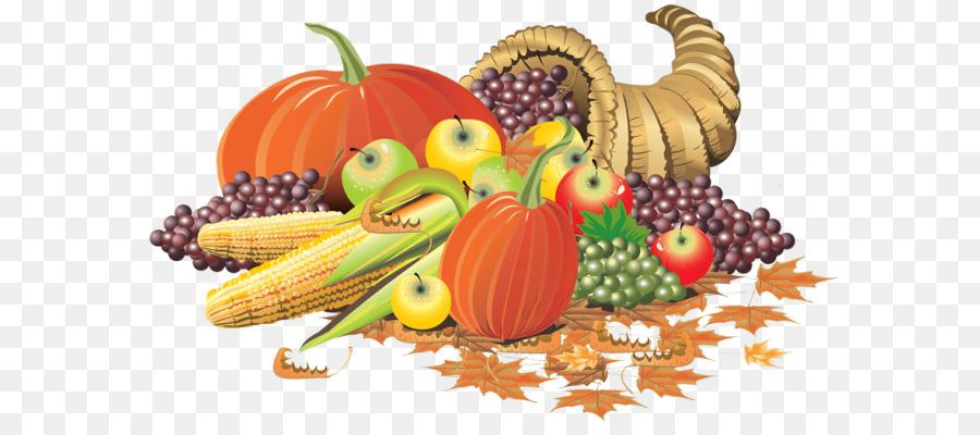 Thanksgiving Cornucopia clipart.