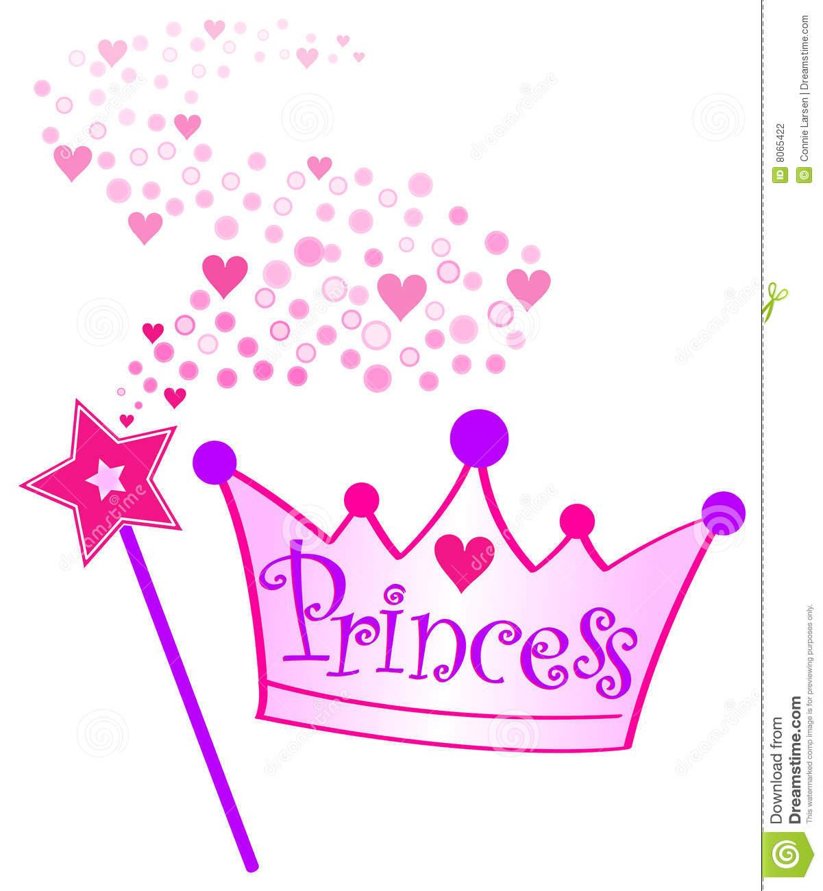 Corona Princesa Clipart.