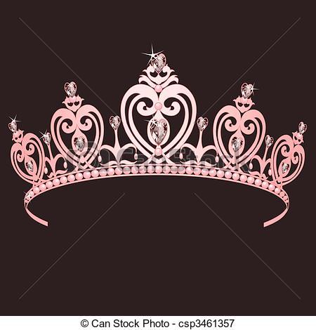 Clipart Corona Principessa.