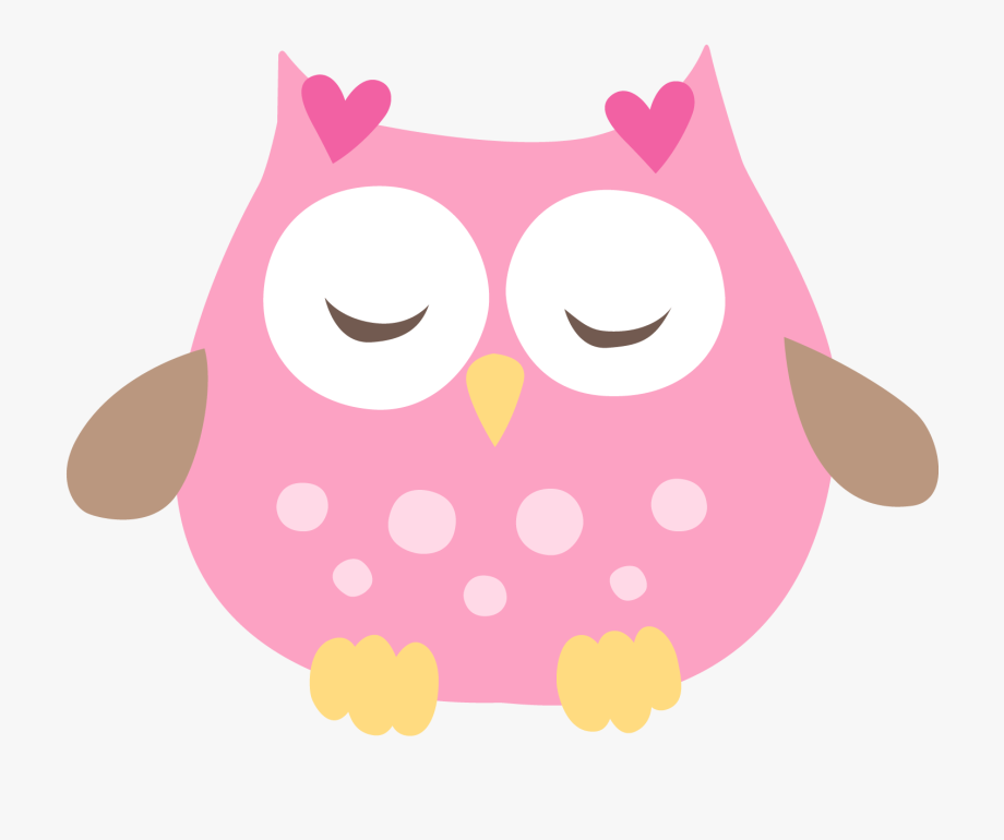 Baby Owls Clipart.