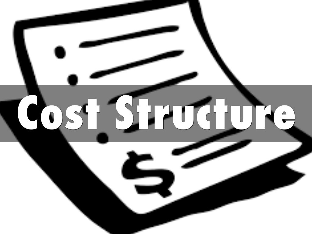 Cost Structure Clipart & Clip Art Images #9438.