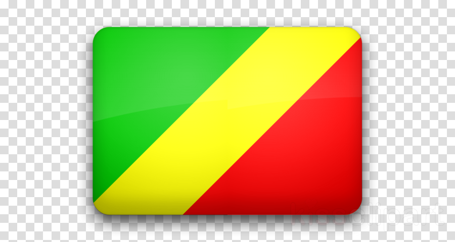 Country Code, Flag Of The Republic Of The Congo, Republic Of.