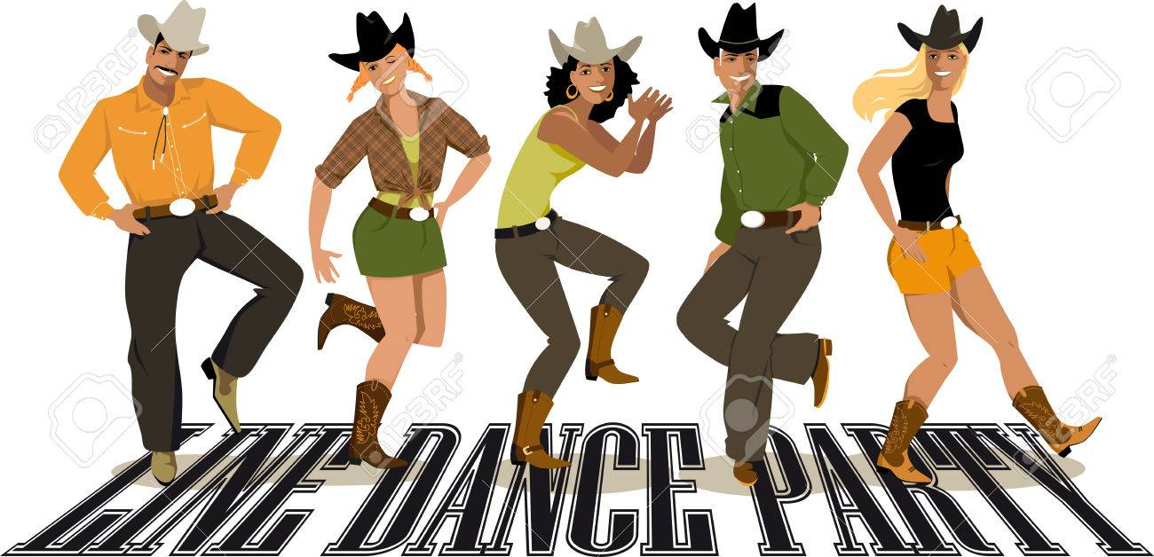 242 Country Western Dancing Cliparts, Stock Vector And Royalty Free.