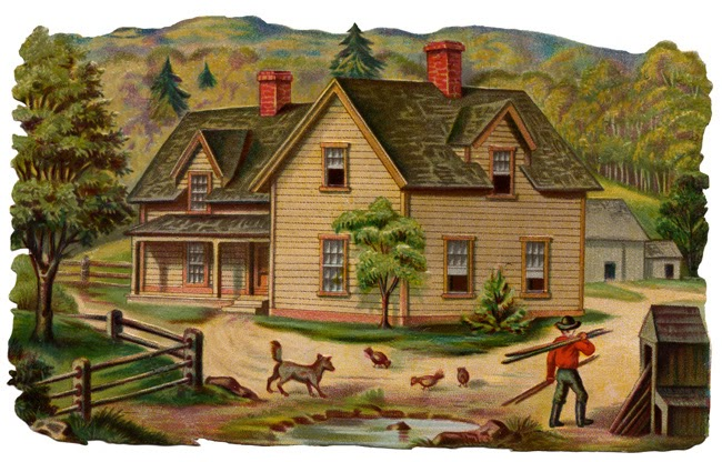 Free Country House Cliparts, Download Free Clip Art, Free.