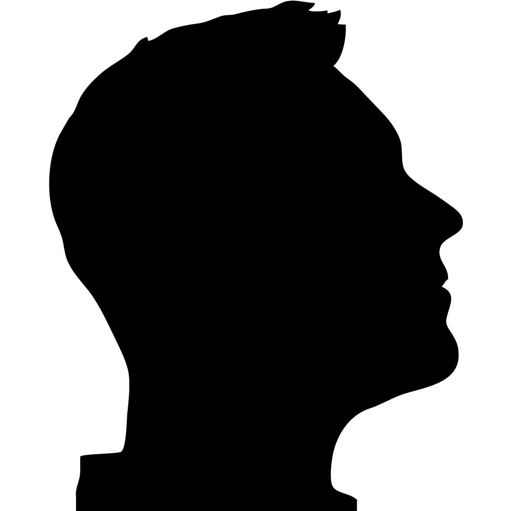 Free Profile Silhouette, Download Free Clip Art, Free Clip.