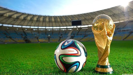 10 fonds d'écran pour la Coupe du Monde 2014 au Brésil.