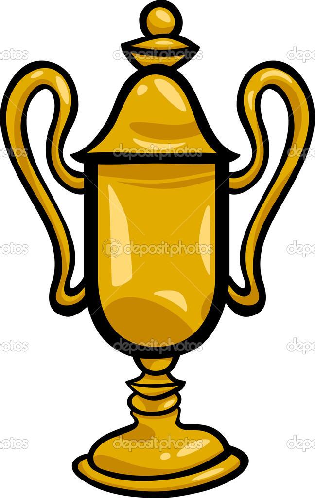 Clipart Coupe Vainqueur.