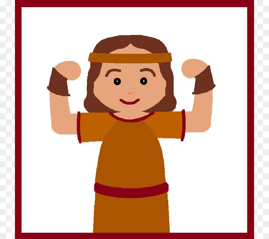 Nephi, son of Lehi Book of Mormon Courage Clip art.
