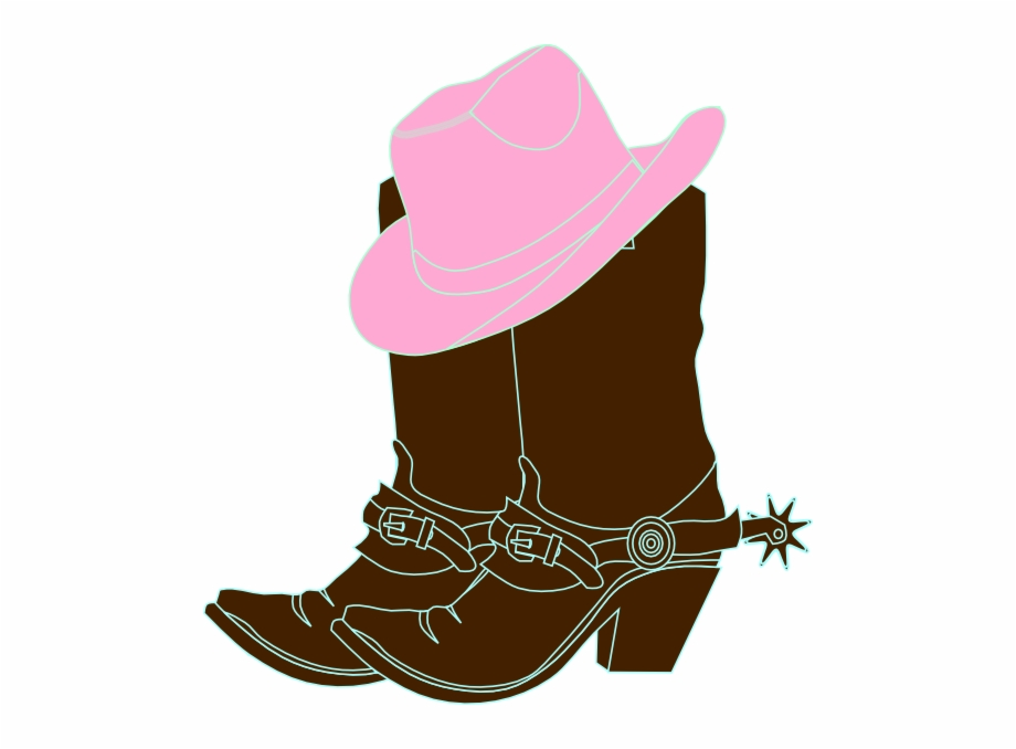 Image Library Library Cowgirl And Hat Clip Art At Clker.