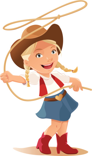 Free Cowgirl Cartoon Cliparts, Download Free Clip Art, Free.