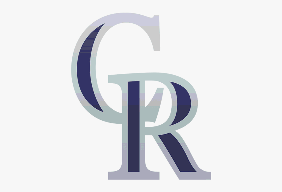 Colorado Rockies Logo Cr , Transparent Cartoon, Free.