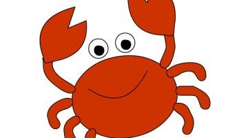Crab Clipart & Free Clip Art Images #11580.