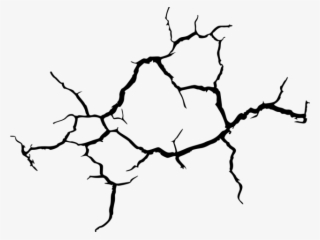 Collection of Cracks clipart.