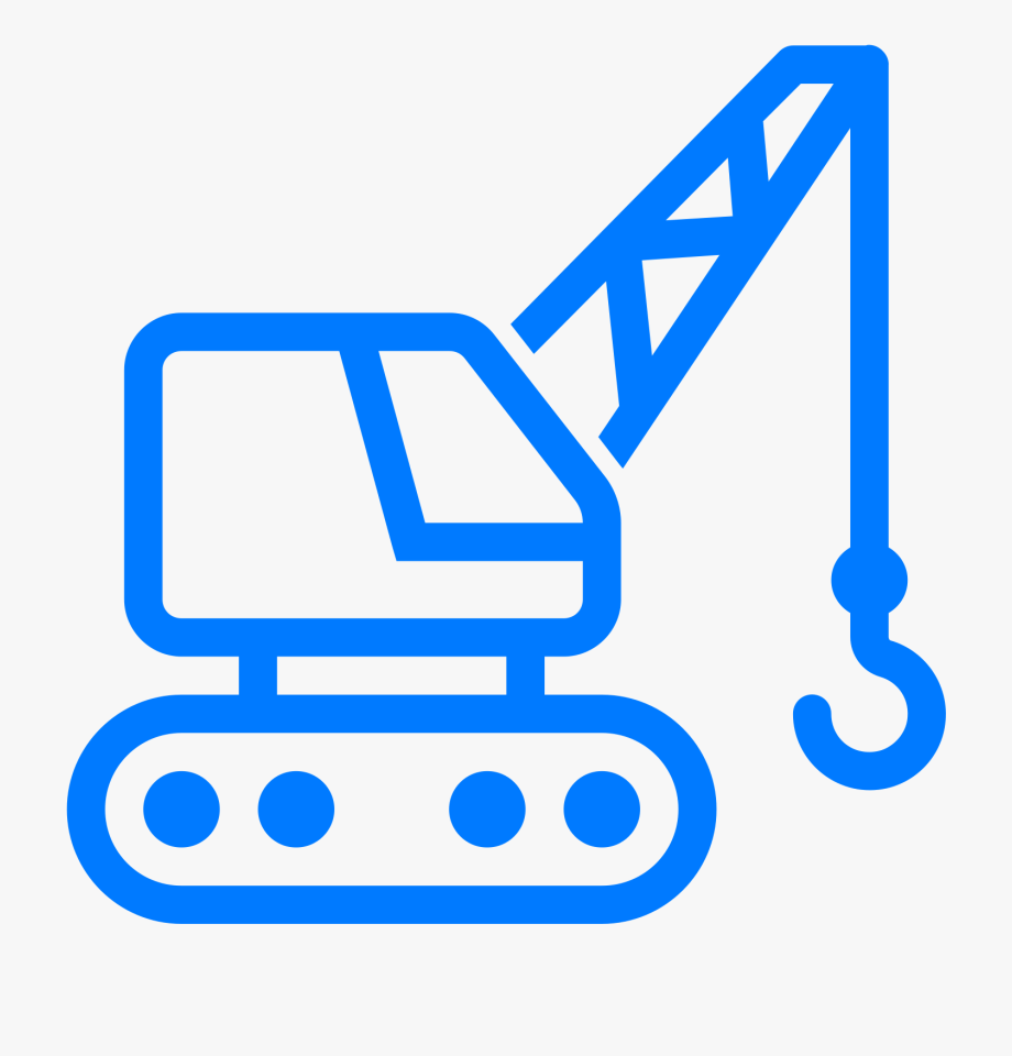 Crane Clipart Pixel.
