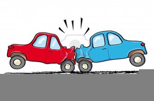 Free Clipart Crashed Cars.