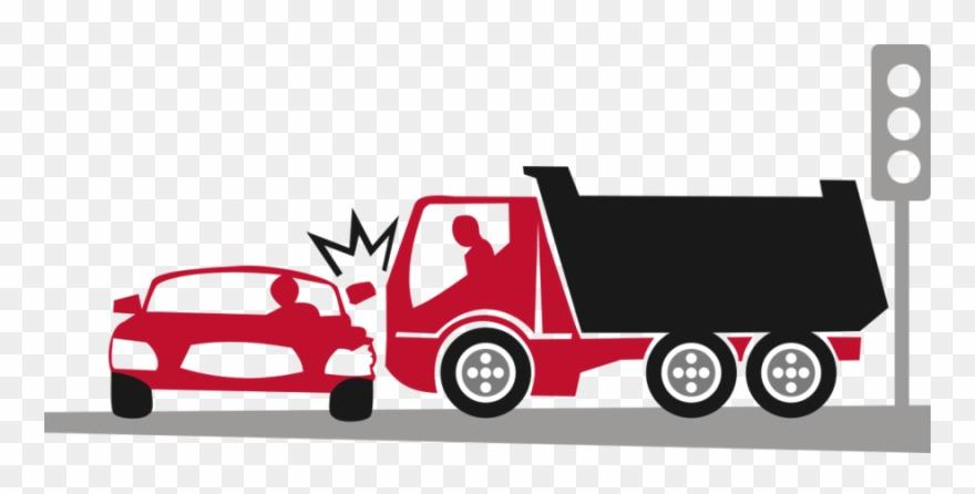 Truck Crash Clipart Car Traffic Collision Clip Art.