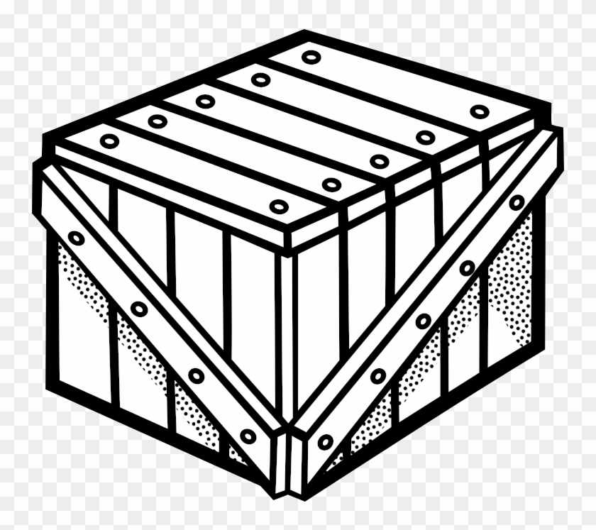 Crate Clipart Free For Download.