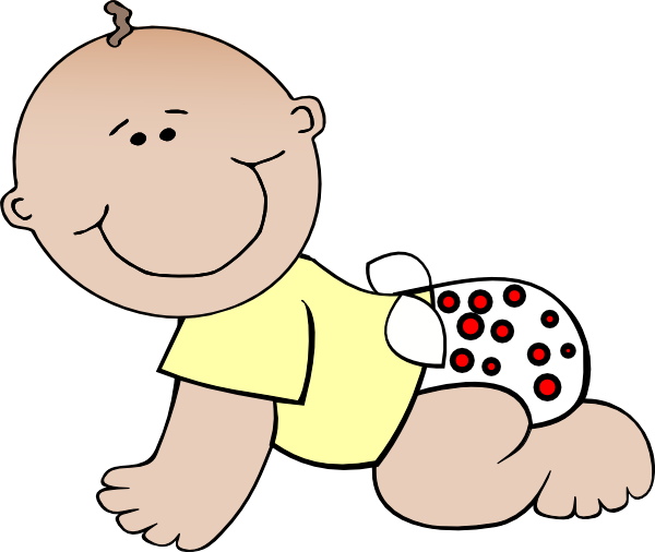 Free Cliparts Crawling Babies, Download Free Clip Art, Free.