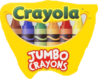 Crayola Crayon Logo Clip Art.