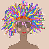 Crazy Hair Clip Art & Crazy Hair Clip Art Clip Art Images.