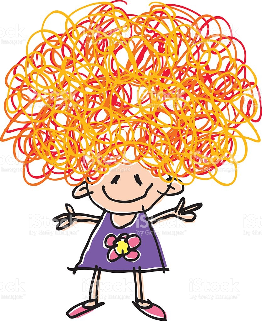 Clipart Crazy Hair 20 Free Cliparts