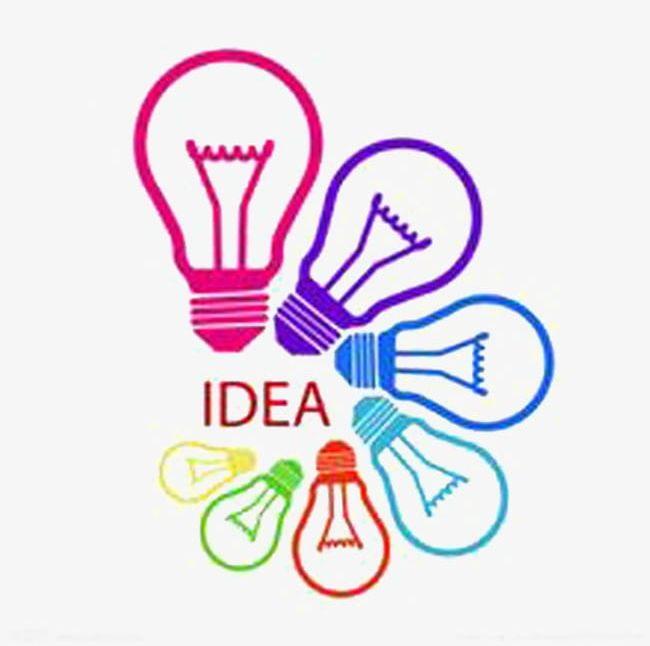 Creative Bulb Idea PNG, Clipart, Bulb, Bulb Clipart.