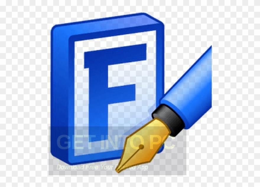 Fontcreator Professional.