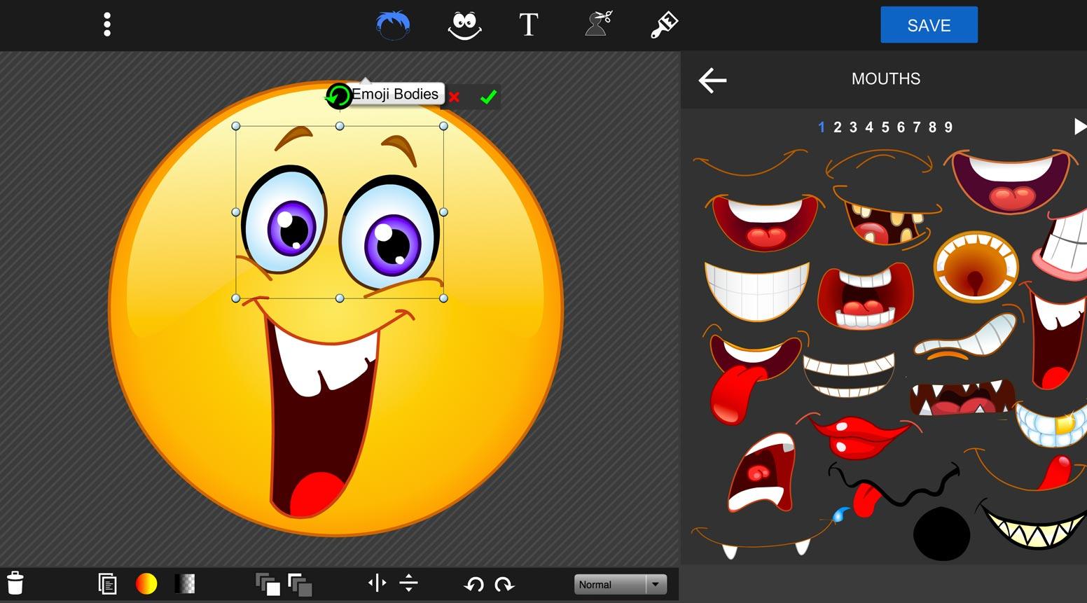 Online emoji maker.