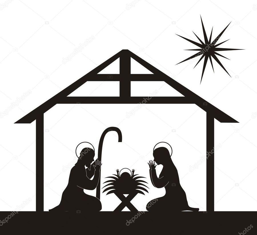 Bethlehem clipart creche, Bethlehem creche Transparent FREE.