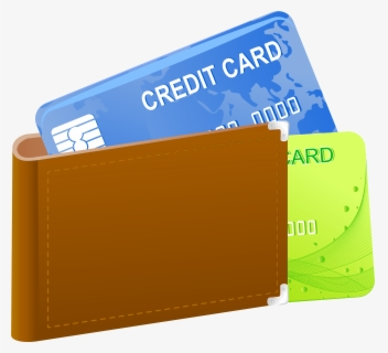 Free Credit Card Clip Art with No Background.