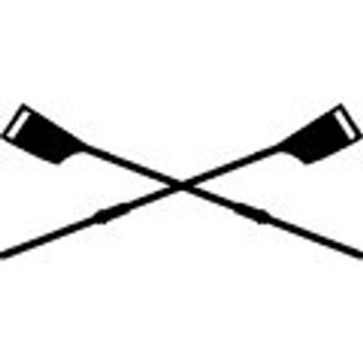 Crossed Oars Logo.