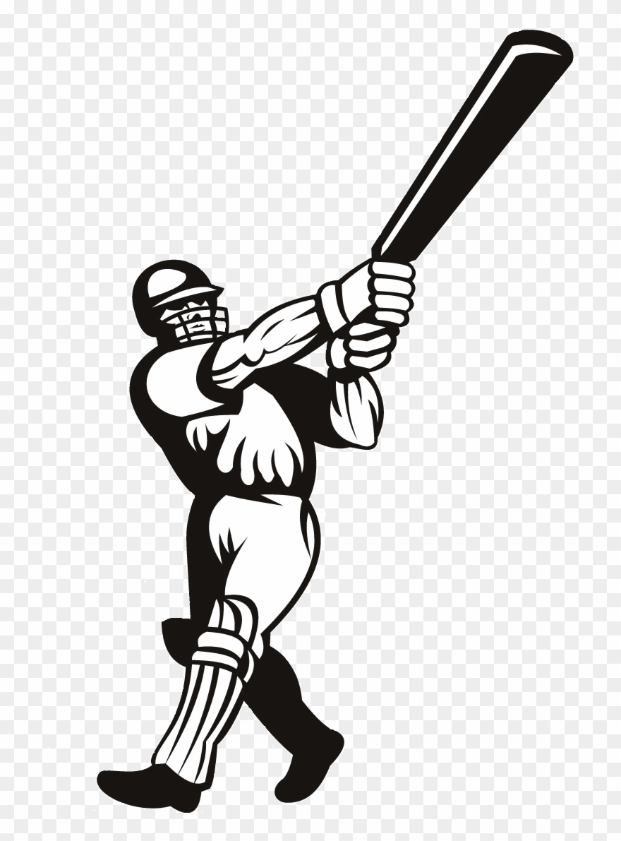 Cricket Clip Art.
