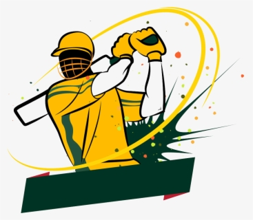 Free Cricket Clip Art with No Background.