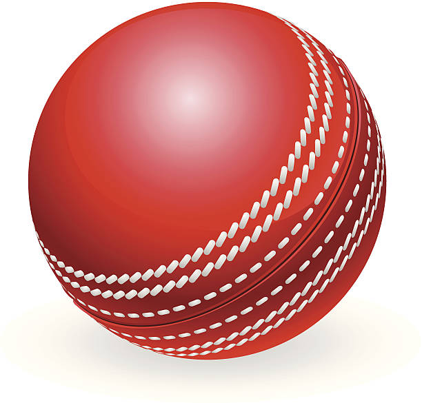 Best Cricket Ball Illustrations, Royalty.