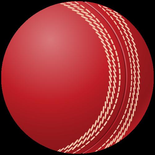 Cricket Ball PNG Clip Art.