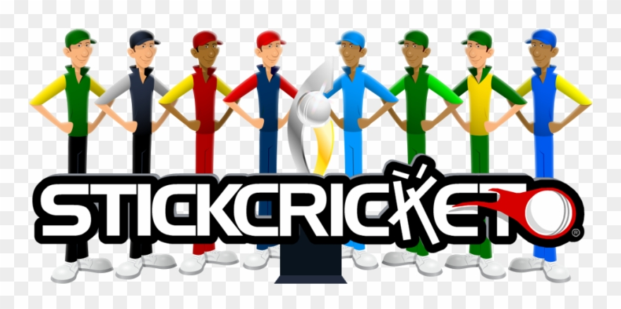 Cricket Clipart Cricket Team.