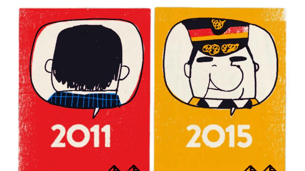 Four years after Tahrir, Egypt\'s comics face new challenges.