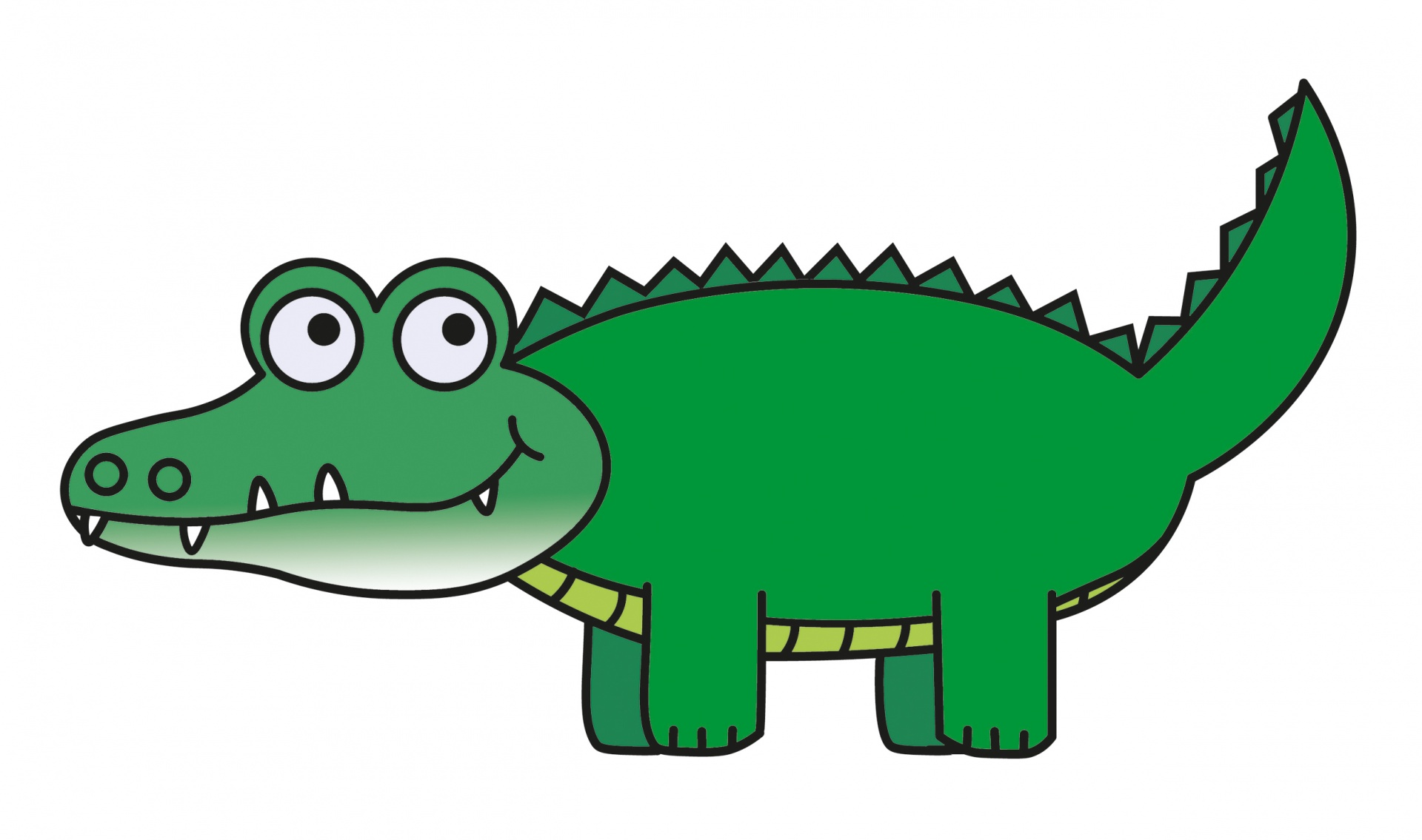 Alligator,cartoon,cartoon alligator,alligator clip art,crocodile.