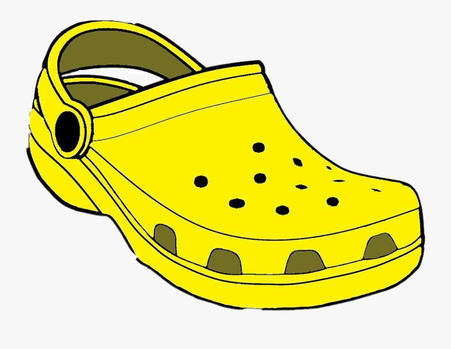 Yellow Croc Asthetic Sticker Yellowaesthetic Freetoedit.