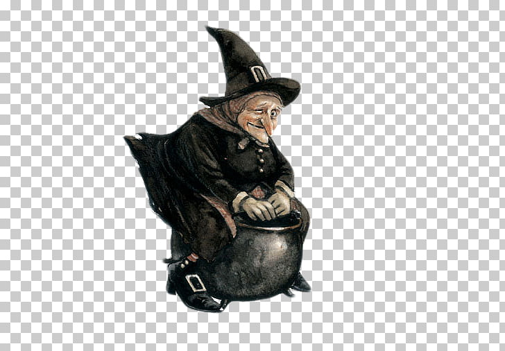 Hag Crone Witchcraft, witch, witch sitting on pot.