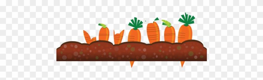 Clip Art Abstract Crops Carrot Scalable Vector.
