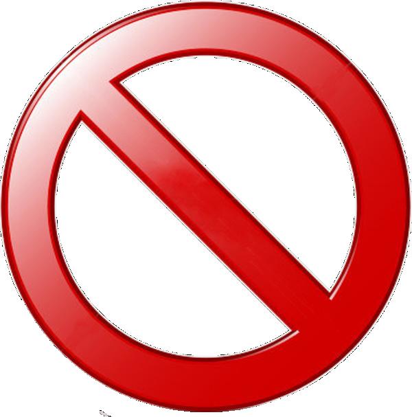 No symbol Christian cross Clip art.